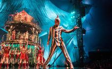 Divertia confirma la visita de Cirque Du Soleil a Gijón en agosto de 2019