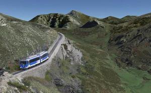 El PP propone un tren de casi diez kilómetros con trazado fuera del Parque para llegar a los Lagos