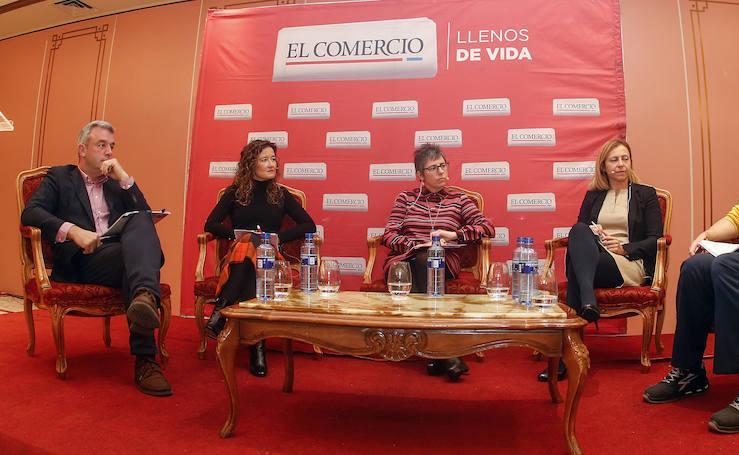 Jornada sobre talento sénior organizada por el diario EL COMERCIO