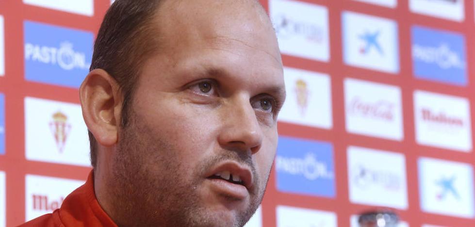 José Alberto: «Los delanteros están tranquilos, no los veo con ansiedad»