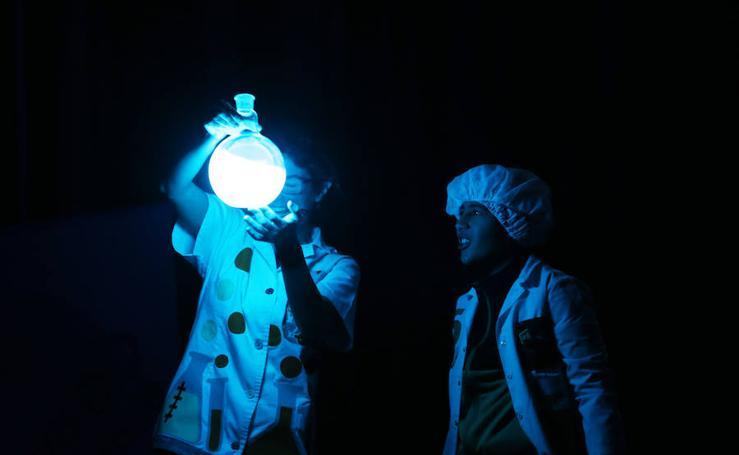 Científicos por un día en Oviedo