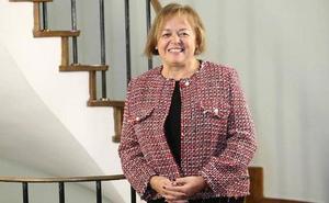 Rosa Menéndez imparte la segunda 'masterclass' del proyecto STEM Talent Girl en Asturias