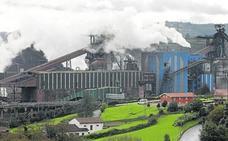 La gran industria asturiana se lleva un fuerte varapalo en la subasta eléctrica más reducida