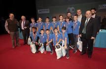 La Real Federación de Fútbol del Principado de Asturias celebra la XVIII Gala del Fútbol Asturiano
