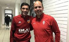 José Alberto se medirá por primera vez con su «referente»