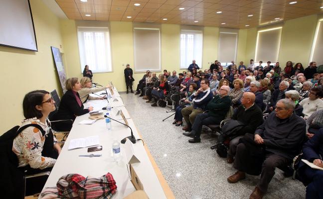 Oviedo homenajea a los represaliados por la dictadura franquista
