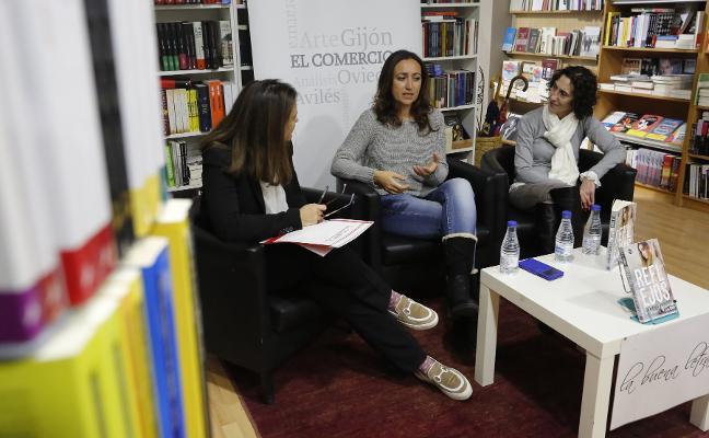 Elia Gkiner presenta 'Reflejos' en La Buena Letra