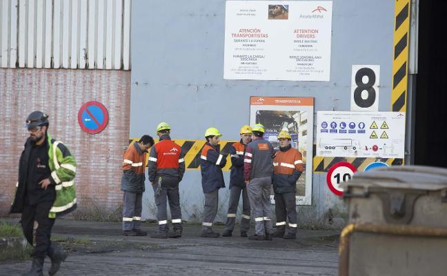 Arcelor advierte de que aplicará una regulación temporal de empleo en 2019