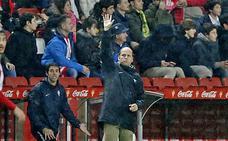José Alberto: «Poco a poco vamos viendo al Sporting que todos queremos»