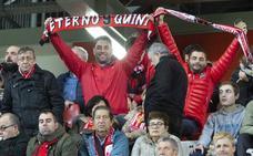 ¿Estuviste en el encuentro del Sporting contra el Mallorca? ¡Búscate!