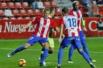 Los mejores instantes del Sporting - Mallorca (1-0)