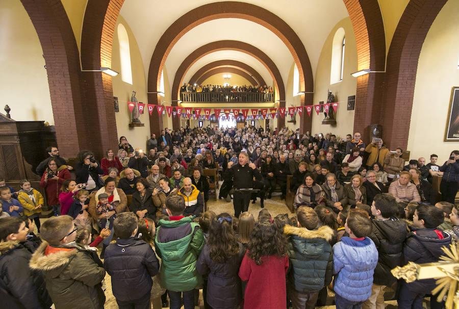 Lugones canta a la Navidad