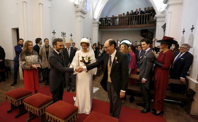 Enlace de Julia Martínez Maese y Jaime Acle Olivo en Deva