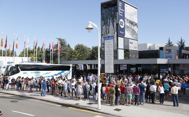 La oposición de Sanidad, con 67.790 candidatos para 2.013 plazas, será en la Feria, la Laboral y el campus