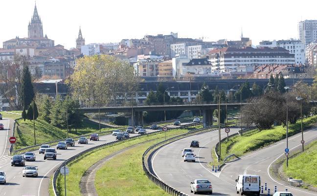 El proyecto del Bulevar rebaja los costes de la glorieta del HUCA a menos de la mitad