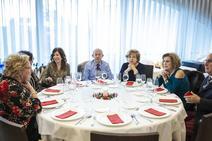 El PP de Gijón se reúne para celebrar su comida de Navidad