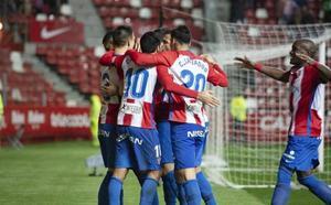 El Sporting logra que la Liga rectifique y adelante la visita del Zaragoza a las 16 horas