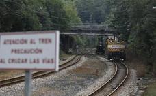 Los trece 'puntos negros' de Renfe en Asturias retrasan nueve minutos cada tren