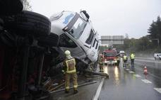Asturias es la segunda comunidad con más proporción de carreteras peligrosas en España