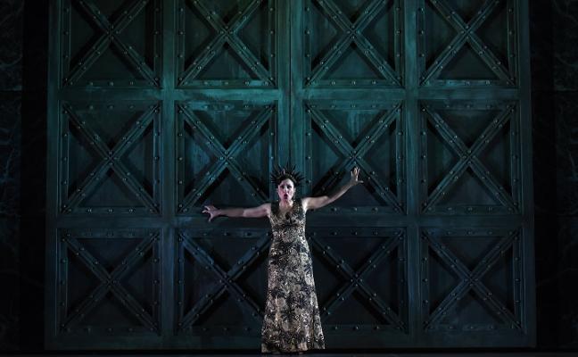 Estreno brillante para una ópera compleja
