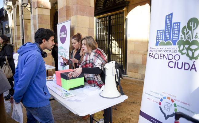 Dos proyectos de inclusión social ganan 'Faciendo Ciudá'