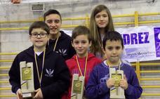 Nuevos campeones de Asturias escolares