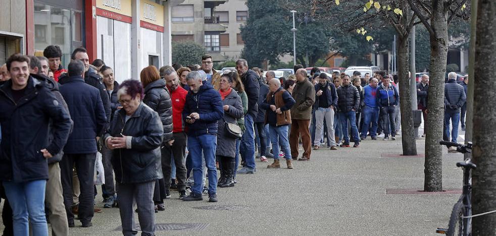 Agotadas las entradas para el partido de Lugo