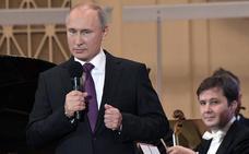 A Putin no le gusta el rap pero quiere controlarlo para que no pervierta a la juventud