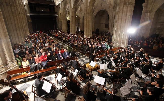 Navidad con nota en la Catedral