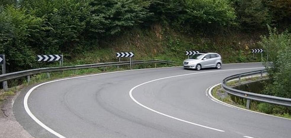 Las carreteras más peligrosas de Asturias