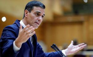 La Moncloa y la Generalitat de Cataluña negocian una 'minicumbre' con Sánchez, Torra, ministros y consejeros