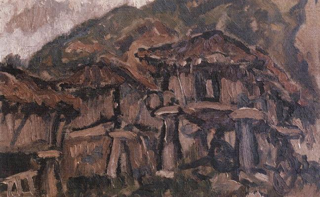 El Ateneo Jovellanos, cantera de pintores