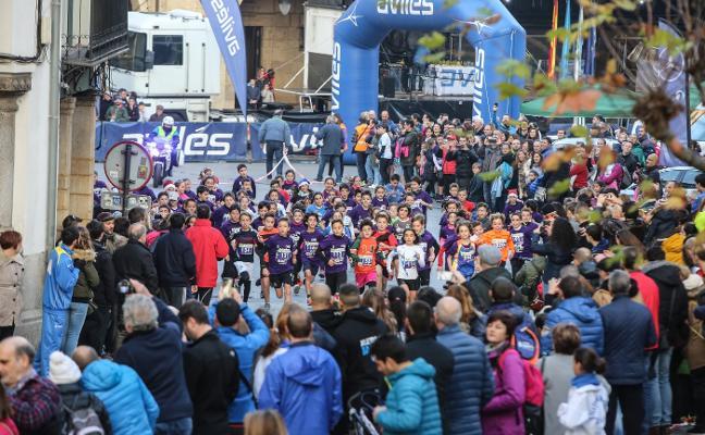 La crisis del Avilés Atletismo deja en el aire la organización de la San Silvestre