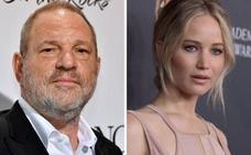 Harvey Weinstein: «Me acosté con Jennifer Lawrence y ha ganado un Oscar»