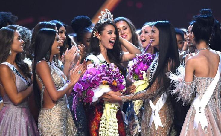 Las mejores imágenes de Miss Universo
