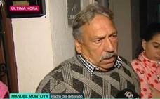 El padre de Bernardo Montoya: «Que la justicia le eche los años que le pertenezcan»
