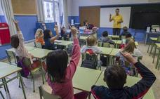 Educación convocará en Asturias 225 plazas de maestro de Infantil y 176 de Primaria