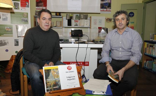 Fulgencio Argüelles presenta su última novela en Roces