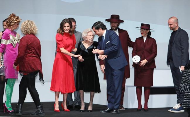 La firma gijonesa Reliquiae se lleva el Nacional de Moda