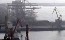 El Musel cierra el año con un beneficio de ocho millones pese al descenso de tráficos