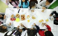 Ventanielles y La Corredoria acaparan el 25% de las becas de desayuno, comedor y libros