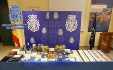 Una operación antidroga en Gijón se salda con quince detenidos
