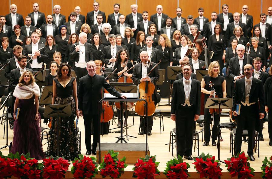 'El Mesías' regresa al Auditorio Príncipe Felipe por Navidad