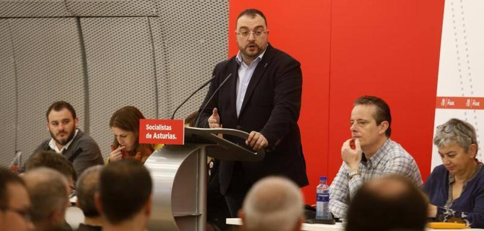 El PSOE asturiano se lanza a por el voto de los desencantados con Ciudadanos