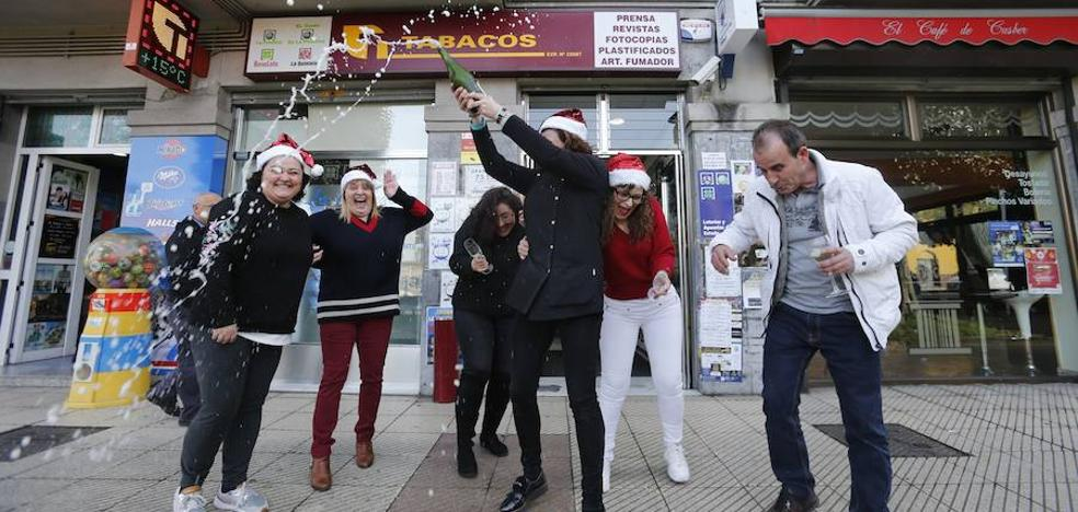 Lotería de Navidad 2018: El Gordo, con el número 3347, cae en Gijón, Oviedo, Piloña y Mieres