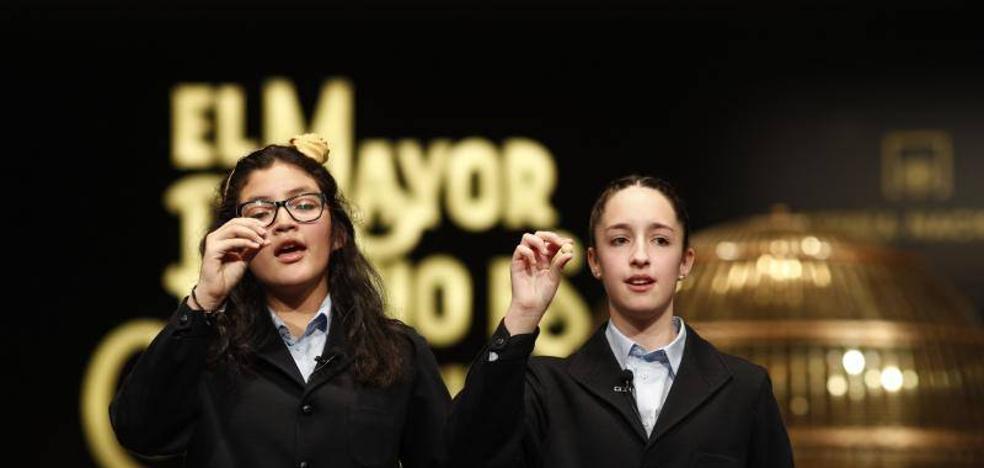 La administración de La Favorita en Oviedo reparte 60.000 euros