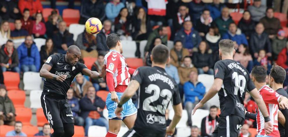 Al Sporting solo le faltó el gol en Lugo (0-0)