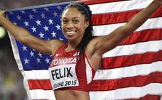 El drama de la medallista Allyson Felix: ocultó su embarazo y su bebé nació con solo 1,5 kilos