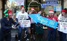 Lotería de Navidad: el Gordo más repartido de la historia deja 4,4 millones de euros en Asturias