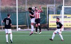 El Real Avilés, esquilmado en Siero (2-0)